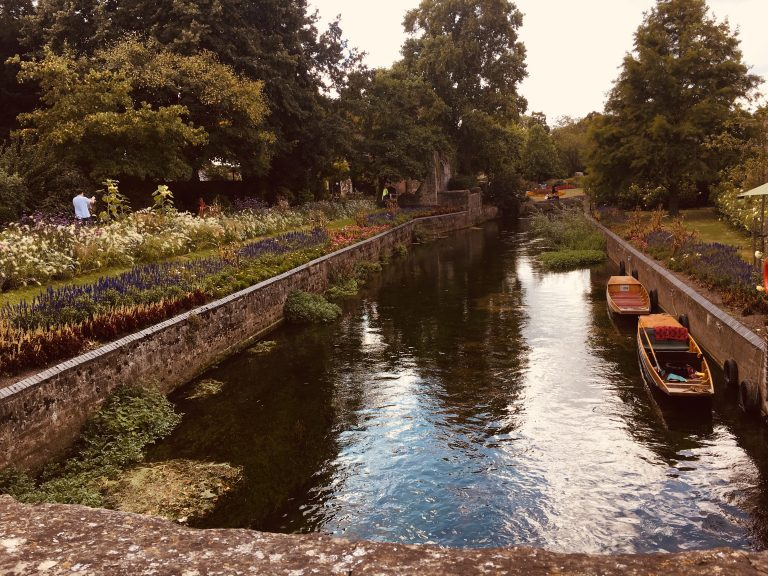 Westgate Punts - river punt trips on the Great Stour river